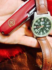 Часы Wenger Swiss Military + нож Swiss Military